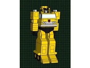 Transformer Grapple