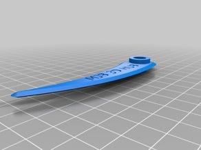 Bosch trimmer blade