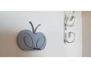 Bug Face Calendar Holder