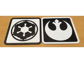 Rebel and Empire Coasters
