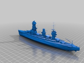 IJN Fusō class / Yamashiro