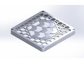 Hepa Filter - 120mm Grill