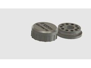 Nozzle Box for MK8, Mk9, E3D