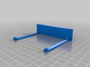 DIN Rail Holder for LattePanda x86 4GB 64GB