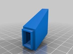 Anycubic Kossel Linear Plus 5015 fan mount