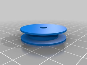 My Customized Pulley with holes_test