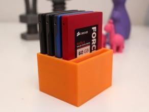 5 SSD holder