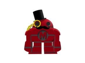 MakerFaire Robot like a sir