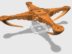 Quadcopter frame 400mm