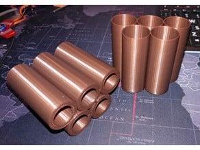 Quarter Rolls 1x and 5x