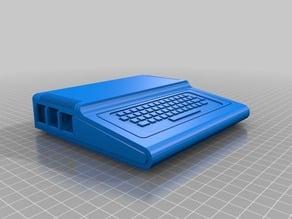 TRS-80 Color Computer 1 RPi4 Case