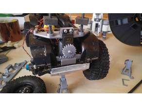 Tamiya CC-01 rack steering [V1]