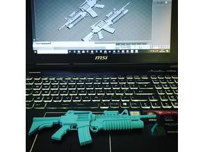 M4 A1 Grenade Launcher