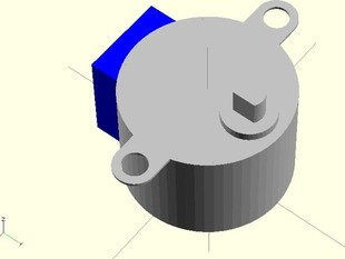 Stepper motor Part No: 28BYJ-48