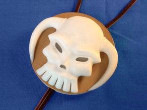 One Piece - Ace's Skull Pendant