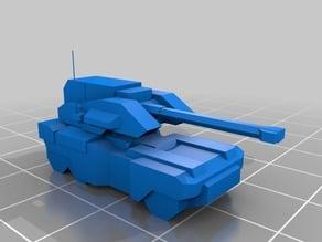 UEF T1 Mobile Artillery