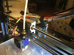 Upgrade Hictop 3DP17 dual extrusion