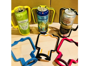 Beer Can Handle (Cup-Edition) 50cl