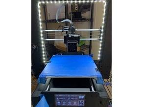 LED Light Bar for Monoprice Maker Select Plus
