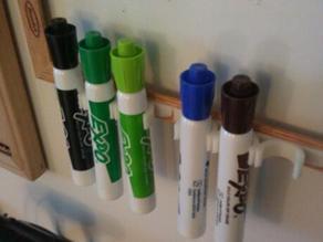 Dry Erase Maker Holder