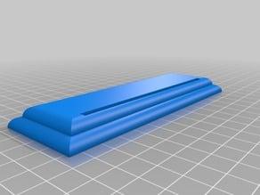 Single Lithophane Stand