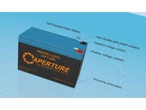 Model - Sealed Lead Acid Battery 12v 7Ah