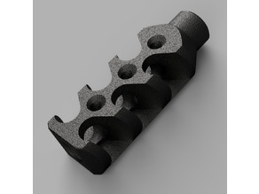 Muzzle brake for AW.308 / Well MB01 and compatible