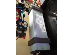 HP DSP-600 PSU Mount on 2020 Extrusion Frame