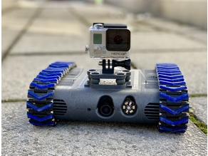 GoPro Mount for the FPV-Rover