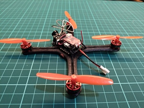 120mm Brushless Micro FPV Quadcopter