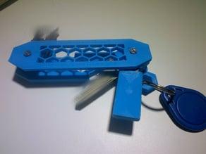 Sparky Swiss Army Keychain