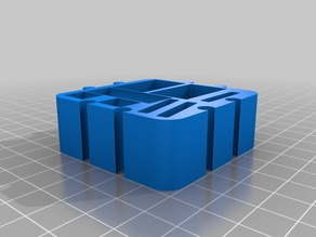 modular battery holder - more shapes
