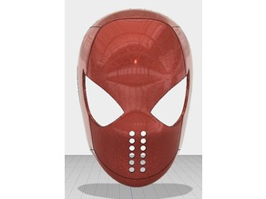 Spiderman Homecoming faceshell