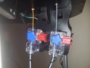 Rostock Max V2 Dual Extruder Kit