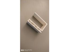 Towel clip (Siematic) kitchendoor