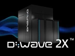 D-WAVE 2X - Quantum Computer