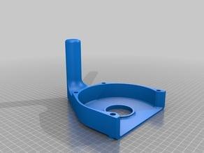 Air Raid Siren - hand crank version 2 Small Bed