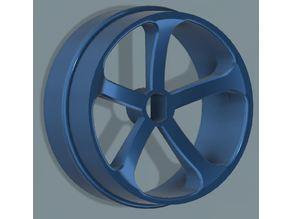 XMods R/C Wheel II