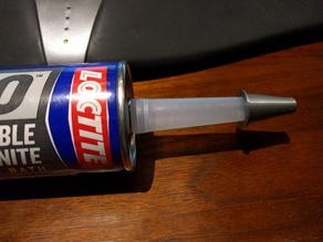 10oz Caulk Tube Cap