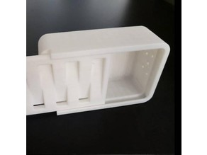 Soap Case With Drain