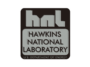 HAWKINS NATIONAL LABORATORY SIGN