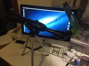 Lens adapter for Geertop Telescope