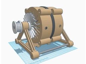 3-Phase Complete PMA Generator