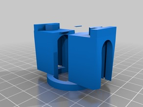 remixed fooyabt for X and Y belt of the CR-10 or other 2020 2040 rails