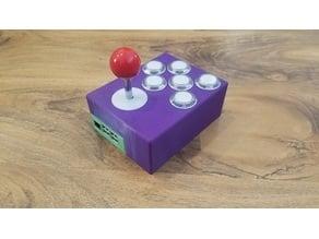 Raspberry Pi Arcade Box
