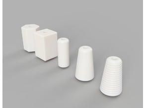 Window Blind Plastic Cord Tassels