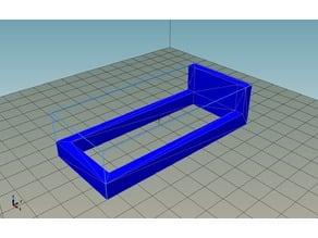 Anet A8 Filament Top Holder