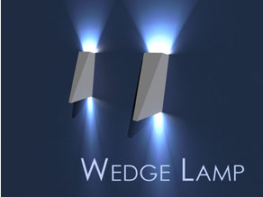 Wedge Lamp