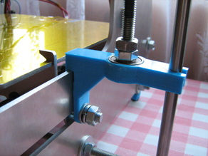 Z Axis Support for Prusa Air