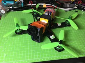 Camera support runcam 2 on Lantian LTX-HEX4-215 V1.1
